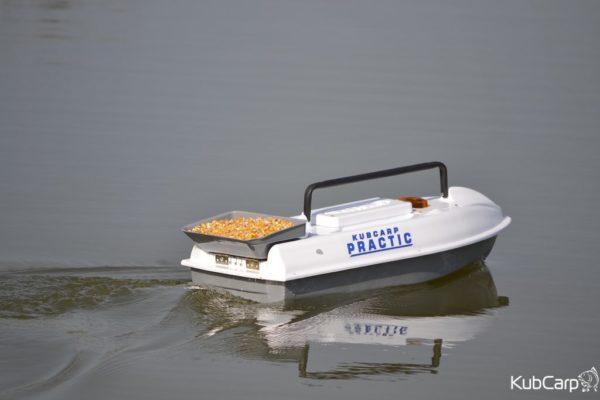 """Прикормочный кораблик модель """"Практик"""" лучшая цена и качество"""